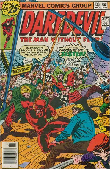 Daredevil (1964) 136-A by Marvel