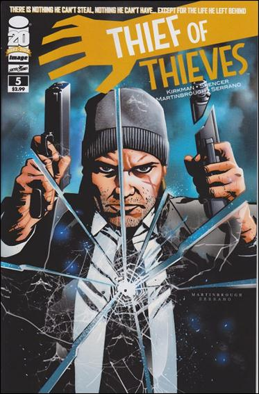 Thief of Thieves 5-A by Skybound Entertainment