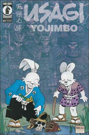 Usagi Yojimbo (1996) 62-A