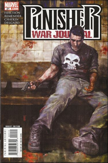 Punisher War Journal (2006) 21-A by Marvel