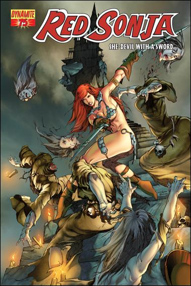 Red Sonja (2005) 75-A by Dynamite Entertainment