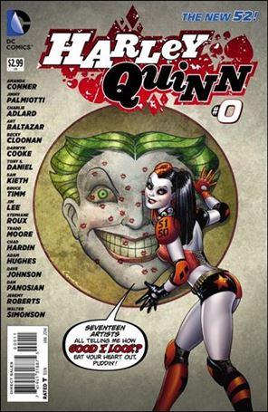 Harley Quinn (2014) 0-A