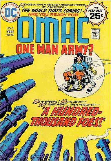 OMAC (1974) 3-A by DC