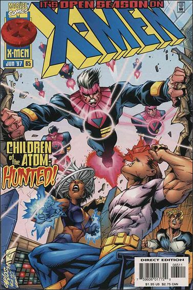 X-Men (1991) 65-A by Marvel