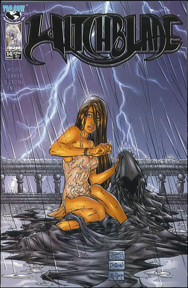 Witchblade 14-B by Top Cow