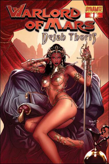 Warlord of Mars: Dejah Thoris 1-B by Dynamite Entertainment