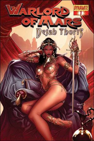 Warlord of Mars: Dejah Thoris 1-B