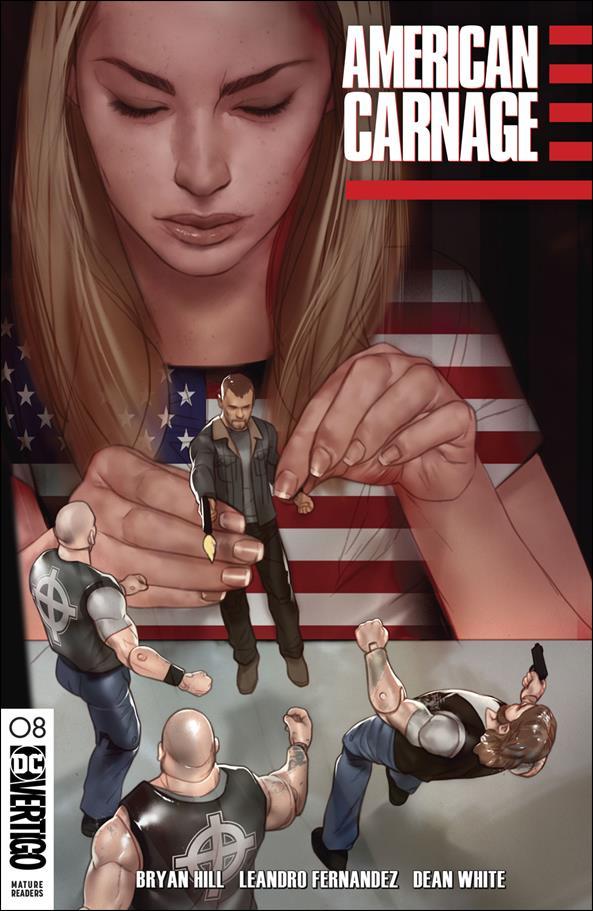 American Carnage 8-A by Vertigo