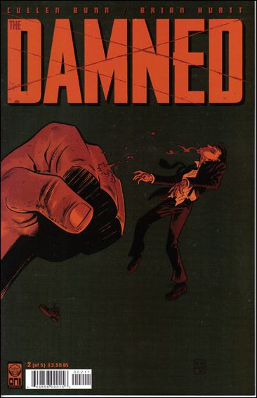Damned (2006) 2-A by Oni Press