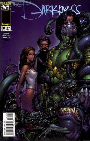 Darkness (1996) 20-A by Top Cow