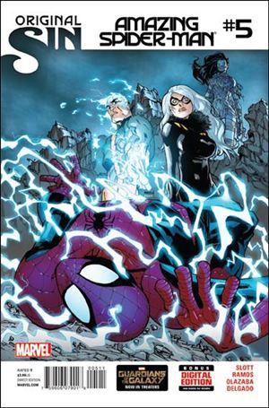 Amazing Spider-Man (2014) 5-A