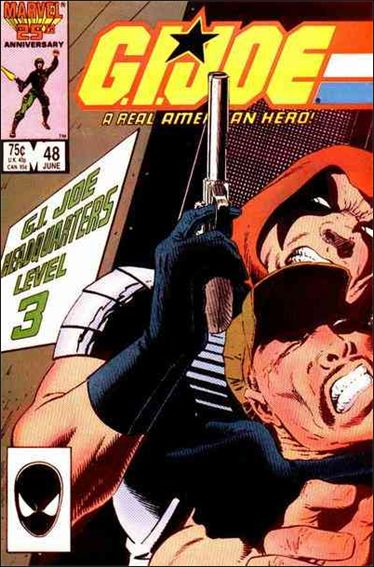 G.I. Joe: A Real American Hero 48-A by IDW