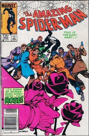 Amazing Spider-Man (1963) 253-B by Marvel