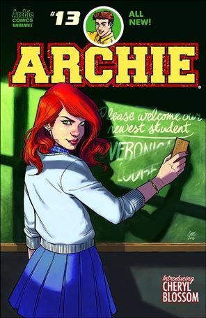 Archie (2015) 13-C