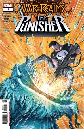 War of the Realms: The Punisher 1-A