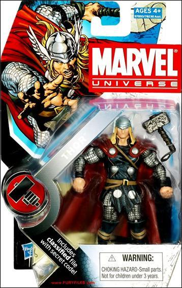 Marvel Universe (Series 2) Thor (Modern Costume) by Hasbro