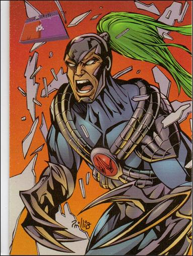 Marvel vs WildStorm (Base Set) 2-A by Fleer/SkyBox