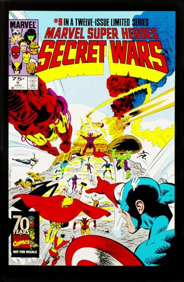 Marvel Super Heroes Secret Wars 9-C by Marvel