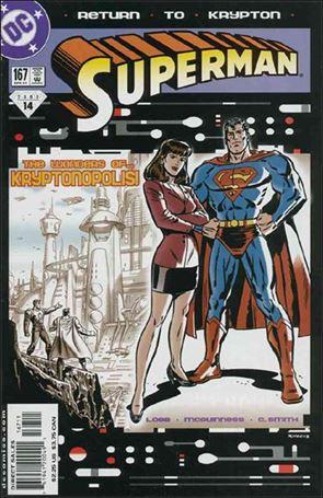 Superman (1987) 167-A