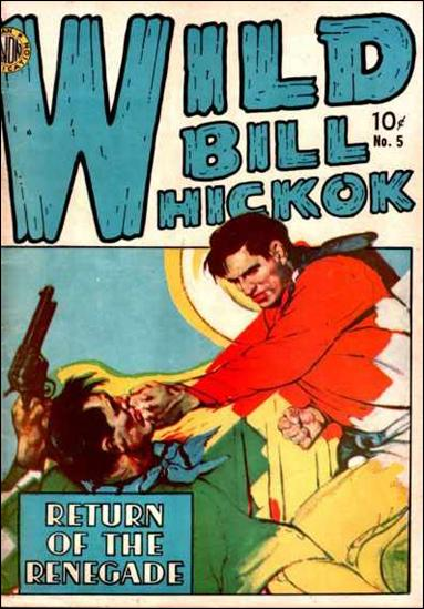 Wild Bill Hickok 5-A by Avon