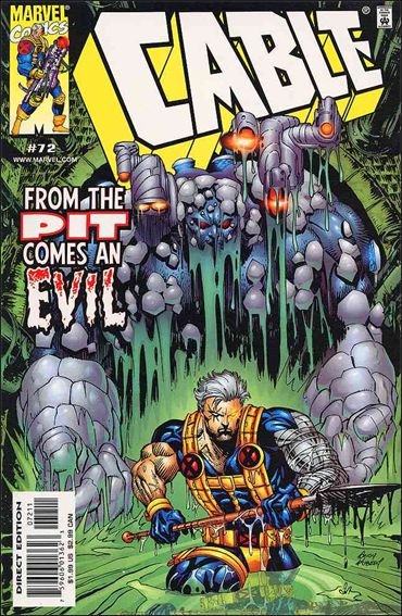 Cable (1993) 72-A by Marvel