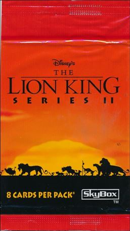 Lion King: Series II 2-A