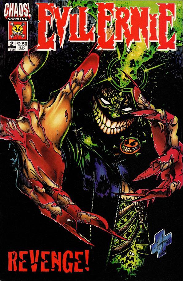 Evil Ernie: Revenge 2-A by Chaos! Comics