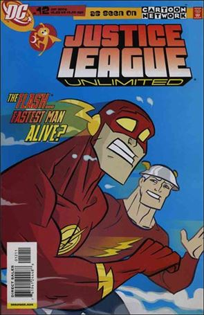 Justice League Unlimited 12-A