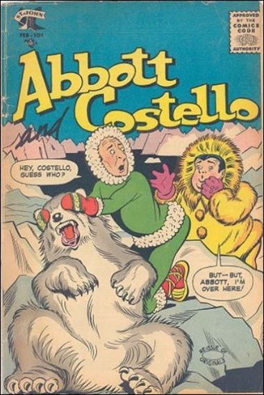 Abbott and Costello (1948) 36-A by St. John
