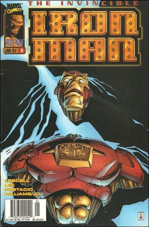Iron Man (1996) 3-B