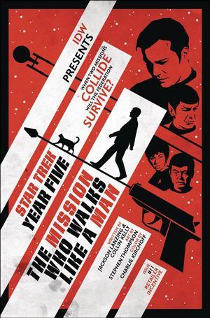 Star Trek: Year Five 11-B