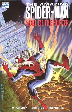 Amazing Spider-Man: Soul of the Hunter 1-A