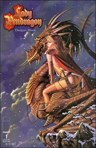 Lady Pendragon (1999) 1-G by Image