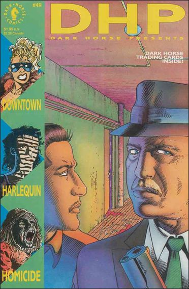Dark Horse Presents (1986) 49-A by Dark Horse