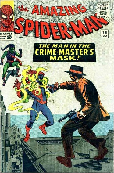 Amazing Spider-Man (1963) 26-A by Marvel