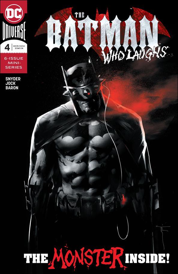 Batman Who Laughs (2018) 4-A by DC