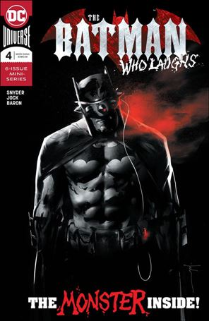 Batman Who Laughs (2018) 4-A