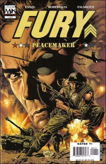Fury: Peacemaker 1-A by Marvel