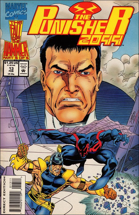 Punisher 2099 (1993) 13-A by Marvel