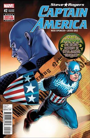 Captain America: Steve Rogers 2-D