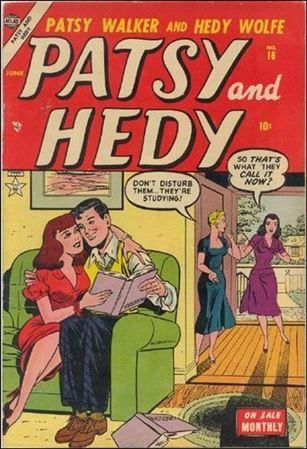 Patsy and Hedy 16-A