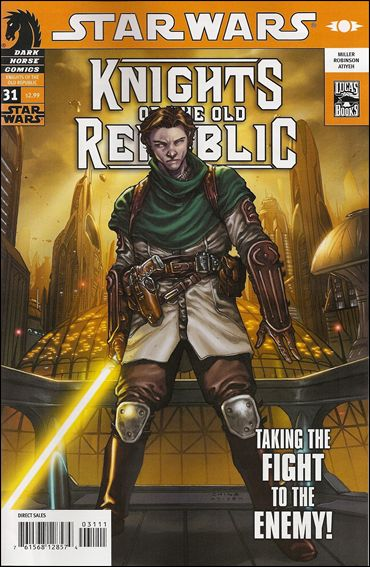 Star Wars: Knights of the Old Republic 31-A by Dark Horse