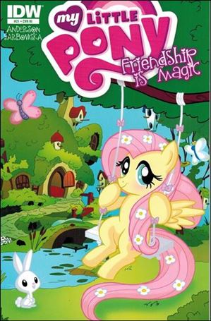 My Little Pony: Friendship is Magic 21-C
