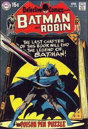 Detective Comics (1937) 398-A