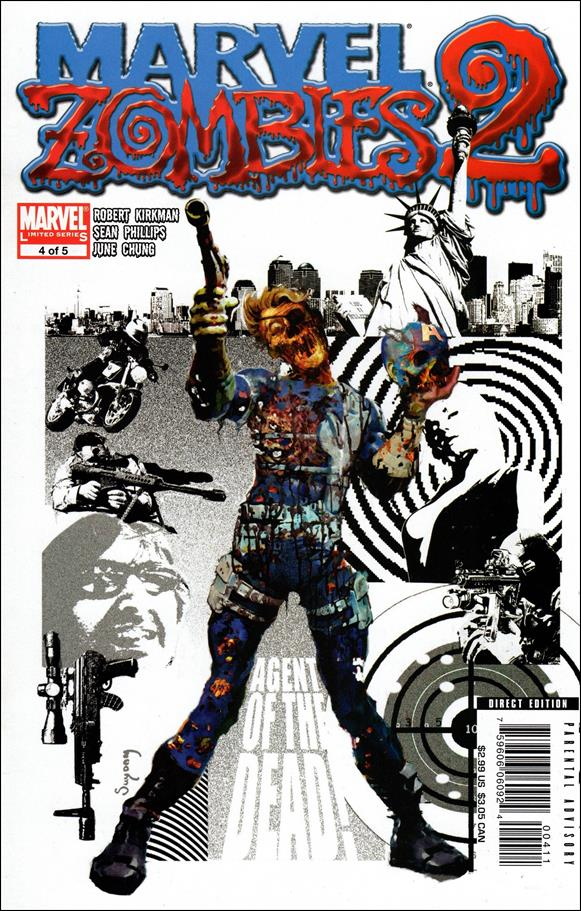 Marvel Zombies 2 4-A by Marvel