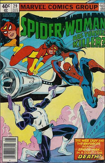 Spider-Woman (1978) 29-A by Marvel