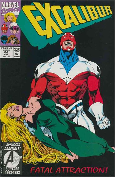 Excalibur (1988) 64-A by Marvel