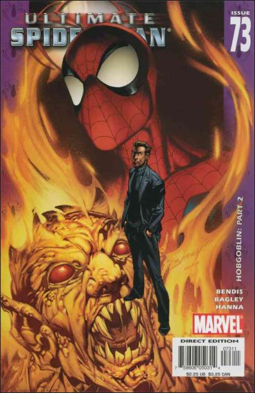 Ultimate Spider-Man (2000) 73-A by Marvel