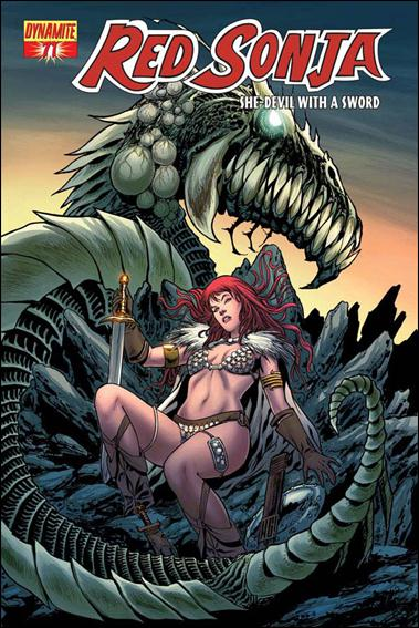 Red Sonja (2005) 71-A by Dynamite Entertainment