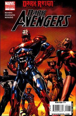 Dark Avengers (2009) 1-H